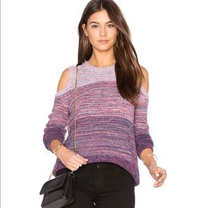 Rebecca Minkoff Page Sweater in Ombre Space Dye